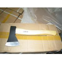 China Felling Axe with Wooden Handle wholesale