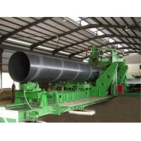 China Hot Rolled Longitudinal Submerged Arc Welding Pipe Q195 , Q235 , Q345 , LSAW Pipes wholesale
