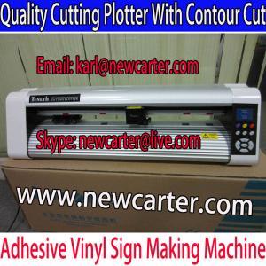 China Vinyl Sticker Cutter Plotter T24LX Cutting Plotter Teneth Vinyl Cutter 630 Vinyl Cutters wholesale