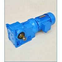 China K series Helical Bevel Geared speed motor reducer wholesale