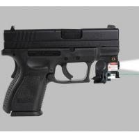 China Military Tactical Pistol Mini Green Laser Sight And Tactical LED Light Combo wholesale