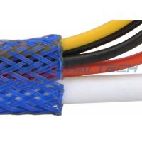 China Abrasion Resistance Flame Retardant Cable Sleeve Custom Logo For Wire Management wholesale