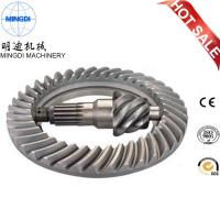 China Stainless Steel Pinion Spur gear For Cars / Machines Hobbing Custom wholesale