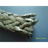 China expanded graphite with Inconel wire packing on sale