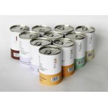 China Waterproof CMYK printed Paper tube packaging , Dried Fruit Tube Box wholesale
