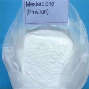 China 99% Testosterone Propionate Proviron Powder legal steroids bodybuilding CAS 1424-00-6 on sale