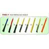China FH03-1 16oz claw hammer fiberglass handles wholesale
