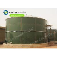 China Anti - Corrosion AWWA Standards Stainless Steel Water Tanks For Food Industry on sale