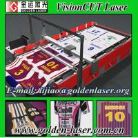 China Printed Textile Laser Cutting Bed wholesale