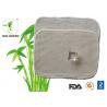 China Reusable Bamboo Organic Baby Wipes , Washable Bamboo Reusable Cloth Wipes wholesale
