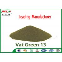 Buy cheap Professional Indigo Vat Dye C I Vat Green 13 indigo Olive MW Synthetic Indigo from wholesalers