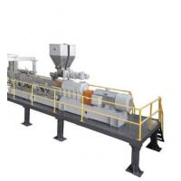 China High Gloss Abs Sheet Extrusion Line , Pp Sheet Extrusion Machine Energy Saving wholesale