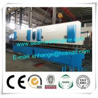 China WC67Y Hydraulic Press Brake Plate Bending Machine For Sheet , Hydraulic Bending wholesale