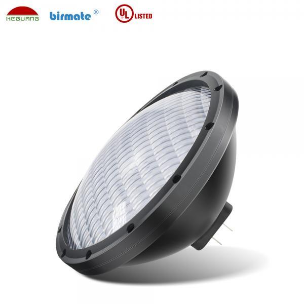 Quality AC 100-240V 21W GX16D base warm white 3000K aluminum material PAR56 LED pool light for sale