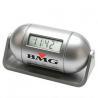 China Pill-Shaped LCD Multi Function Alarm Clock wholesale