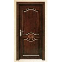 China luxury solid wooden interior door, standard size and non-standard size wholesale