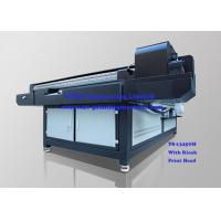 China Automatic UV Digital Leather Printing Machine , Multifunction UV INK Printers wholesale