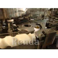 China Fully Automatic Carbonated Drink Filling Machine Beverage Bottling Equipment SUS304 wholesale