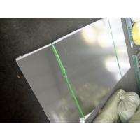 China ASTM JIS EN Standard 304 Stainless Plate , Cold Reduced Steel Sheet NO.4 8K HL Finishing wholesale