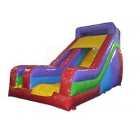 China Safe Small Inflatable Water Slides Court Slide Good Toys 8*6*4m wholesale