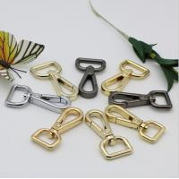 China All kinds of color zinc alloy metal snap hook,bag swivel snap hook for us select wholesale