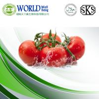 China High quality 5%~98% Best Quality Natural Tomato Extract Lycopene powder Supplier wholesale