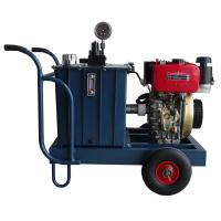China Diesel motor similar to Darda Hydraulic Rock Splitter for Quarry and Mining wholesale