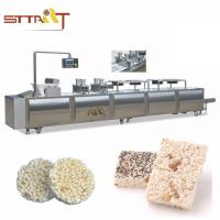 China Automatic Chocolate Candy Cereal Bar Forming Machine Multi Functional 1.1KW wholesale