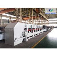 China Durable Apron Belt Conveyor Machine For Big Chunk Stone Ore 20-800t/H wholesale
