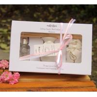 China Paper Gift Packaging Box For Fragrance Oil Gift Set with Silk Decor TS-PB026 wholesale