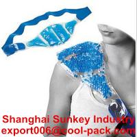 China gel beads hot cold pack for physical therapy wholesale