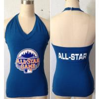 China New arrival  football all team members 2013 all-star female vest pure cotton cool active wholesale