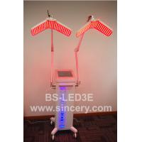 China LED phototherapy lamp with two heads Dual panel LED PDT therapy light BS-LED3E wholesale