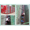 China Builders Variable Speed Construction Hoist , Construction Site Lift VFC Control wholesale