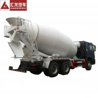 Buy cheap Professional Howo 6*4 Truck Sinotruk Howo Truck Mounted 10cbm Concrete Mixer from wholesalers