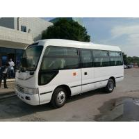 China 6 M Length Tour Sightseeing Open Coaster Minibus , Rosa Minibus JMC Chassis wholesale