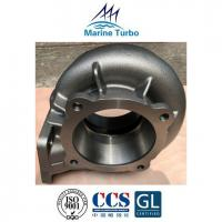China T- IHI Turbocharger Casing / T- RH133 Turbine Housing For Marine High Speed Engine wholesale