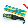 China Stock Handheld Metal Detector Wand , Super Scanner Metal Detector Waterproof wholesale