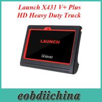 China Launch X431 V+ Plus HD Heavy Duty Truck Diagnostic Module12V & 24V voltage wholesale