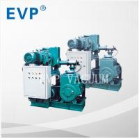 China JZJX Roots and Rotary Vacuum Pumps Units on sale