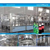 China High Speed Soft Drinks Carbonated Drink Filling Machine Full Production Line wholesale