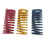 China Rectangle Spiral Stamping Custom Die Springs on sale