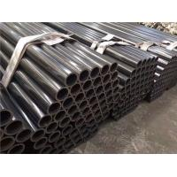 China High Frequency Black Welded Steel Pipe Anti Rust Painting For Water / Oil Field on sale