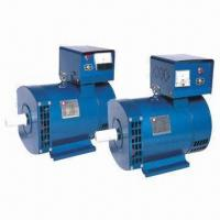 China Single-phase AC Synchronous Generators, Adopt IEC Standards on sale