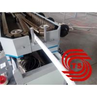 China PVC PE Single Wall Corrugated Pipe Machine With High Performance on sale