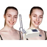 China Intelligent Acne Scar Removal Machine Laser Resurfacing Machine 12mm * 12mm Spot Size wholesale