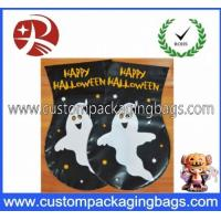 China Cute Ghost Plastic Treat Bags For Halloween Trick Or Treat , Shock Resistance wholesale