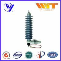 China Single Phase Silicon Rubber Lightning and Power Surge Arrester for Electrical Equipment wholesale
