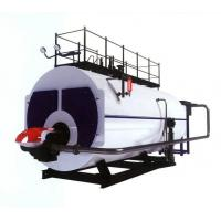 China Water Tube Condensing Steam Boiler , Regular Condensing Gas Boilers Fast Assembly on sale