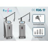 China Corhrent Laser cavity mixto co2 fractional fractional laser resurfacing for acne scars wholesale